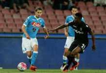 Napoli vs Bologna - Laga Lanjutan liga Italia akan mempertemukan antara Napoli yang akan menjamu Bologna