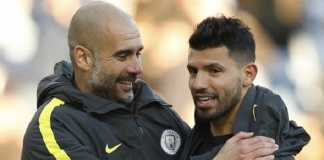 Pelatih Manchester City, Pep Guardiola, puji penampilan Sergio 'Kun'Aguero dalam laga kontra Burnley.