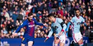 Barcelona kedatangan Celta Vigo yang akan bertarung di Copa del Rey di Camp Nou, Jumat (12/1) dinihari WIB.