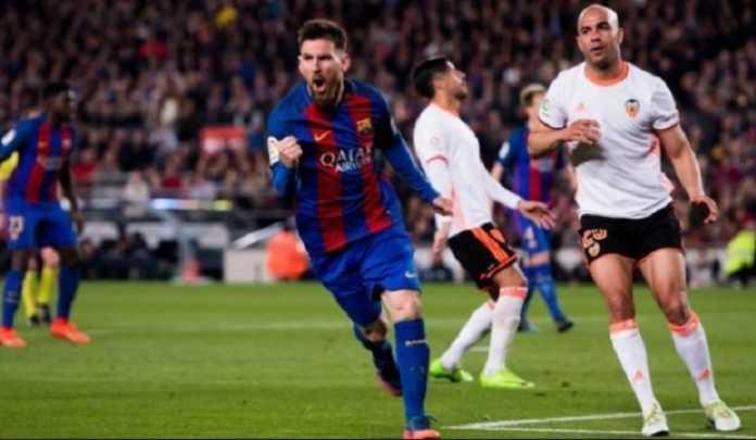 Barcelona akan menjamu Valencia di leg pertama semi final Copa del Rey, Jumat (2/2) dinihari WIB.