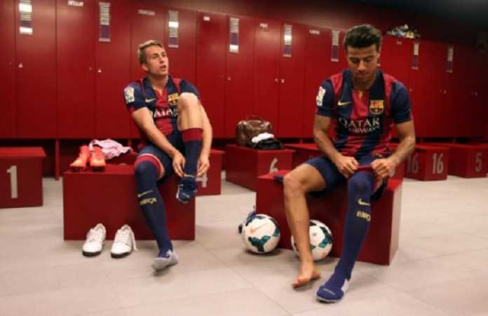 Dua pemain Barcelona, Rafinha dan Gerard Deulofeu, segera merumput di Serie A.