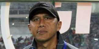 Pelatih Sriwijaya FC Rahmad Darmawan waspadai kekuatan Persib di laga perdana Piala Presiden 2018, Selasa (16/1).