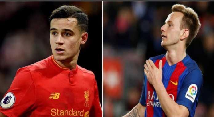 Ivan Rakitic komentari harga pembelian Philippe Coutinho dari Barcelona, yang menurutnya kemahalan.
