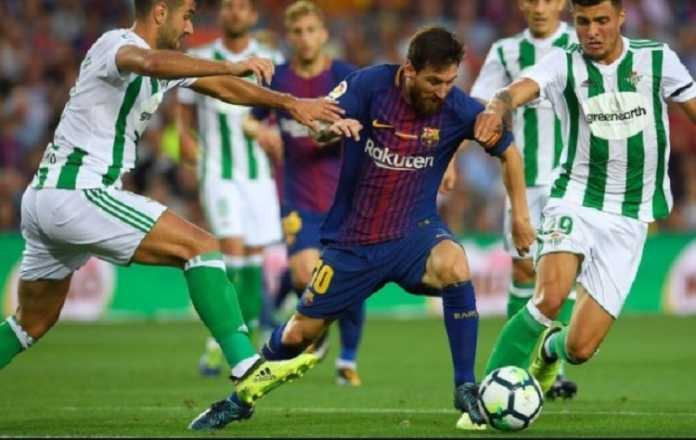 Barcelona akan tandang ke markas Real Betis, Senin (22/1) dinihari WIB, dan sudah akan diperkuat pemain yang semula cedera.
