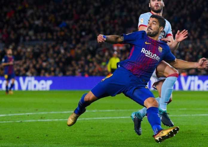 Real Betis vs Barcelona - Liga Spanyol