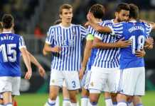 Real Sociedad vs Celta Vigo - Liga Spanyol