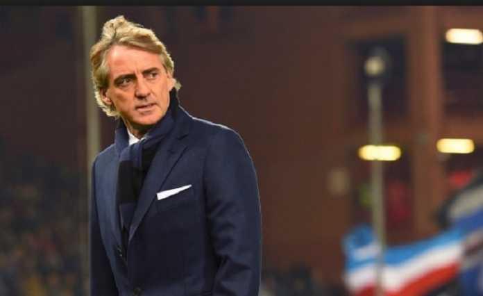 Roberto Mancini menyambut baik kemungkinan dirinya mengasuh Timnas Italia.