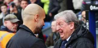 Roy Hodgson akui, Manchester City semula tim yang sama dengan tim-tim Liga Premier lainnya beberapa tahun lalu, tapi sekarang berkembang pesat di bawah asuhan Pep Guardiola.