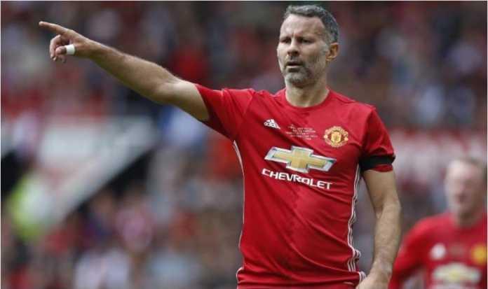 Legenda Manchester United Ryan Giggs baru saja diangkat menjadi pelatih kepala timnas Wales