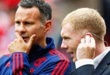 Ryan Giggs berniat memanggil Paul Scholes untuk membantunya sebagai staf pelatih di Timnas Wales.