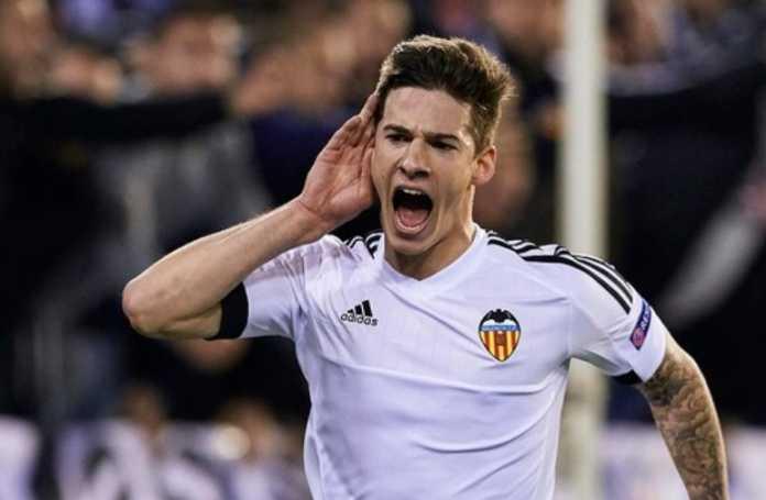 Tiga dari empat gol terakhir Valencia melawan Las Palmas telah dicetak oleh Santi Mina, semuanya di babak pertama.