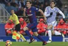 Sergi Roberto akan menjadi satu lagi pemain Barcelona yang teken perpanjangan kontrak di klub tersebut dalam waktu dekat ini.