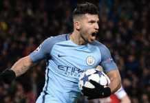 Sergio Aguero menyatakan ingin bertahan di Manchester City sampai kontraknya selesai pada 2020 mendatang.