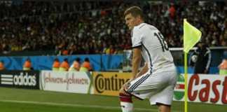 Toni Kroos tegaskan, Real Madrid harus bisa finish di posisi empat besar pada akhir musim ini.