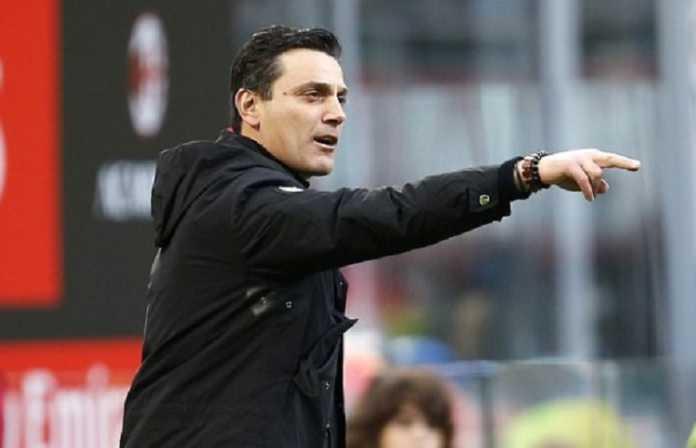 Vincenzo Montella sedih melihat tim barunya, Sevilla, kalah 3-5 dari Real Betis di kandang sendiri.