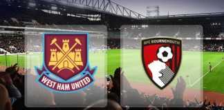 Laga Liga Inggris mempertemukan West Ham United melawan Bournemouth di pekan ke-24 akhir pekan ini di London Stadium.