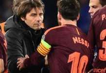 Antonio Conte janji Chelsea akan lakukan 'sesuatu yang luar biasa' di Camp Nou pertengahan Maret mendatang.