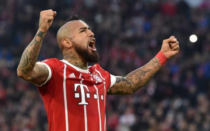 Arturo Vidal Bidik Kontrak Baru di Bayern Munchen