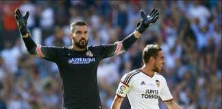 Atletico Madrid kembali kehlangan pemainnya, kali ini giliran kiper Miguel Angel Moya yang hengkang dari klub tersebut.