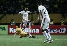 Bali United akan menjamu Sriwijaya FC di leg ke dua semifinal Piala Presiden 2018, Rabu (14/2) malam.