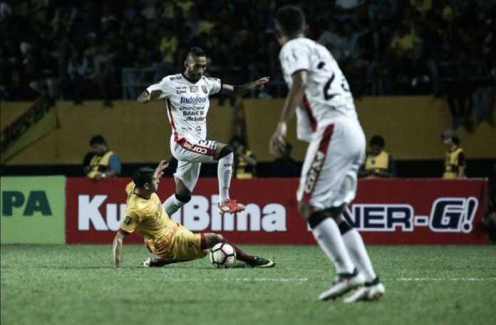 Bali United dan Sriwijaya FC Waspadai Gol Cepat
