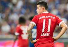 Bayern Munchen senang saksikan penampilan James Rodriguez dan berniat permanenkan pemain pinjaman dari Real Madrid itu.