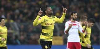 Borussia Dortmund ingin permanenkan Michy Batshuayi musim panas mendatang, meskipun tak ada opsi pembelian dalam kesepakatan peminjaman pemain asal Belgia itu.
