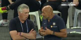 Luciano Spalletti menolak jadi pelatih Timnas Italia, dan menunjuk Carlo Ancelotti sebagai sosok ideal yang harusnya mengasuh Gli Azzurri.