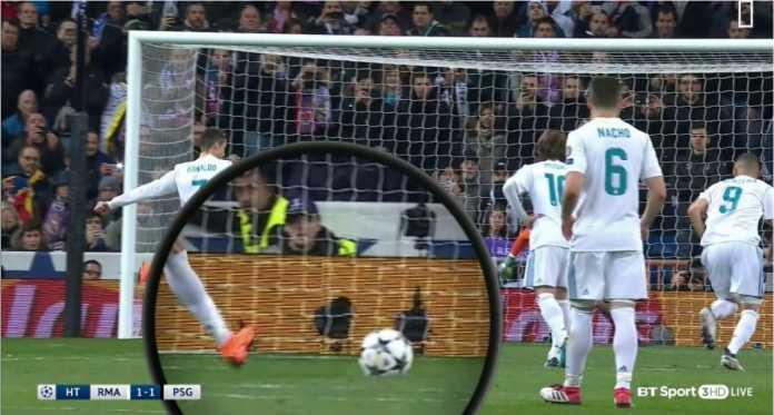 Real Madrid vs PSG : Ronaldo Dituding Gunakan Black Magic