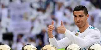 Cristiano Ronaldo yakin masih bisa meraih Ballon d'Or ke enamnya tahun ini.