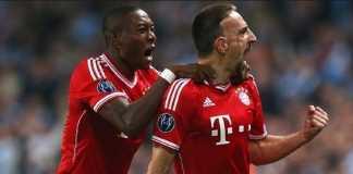 David Alaba puji rekan satu timnya di Bayern Munchen, Franck Ribery, sebagai 'panutan' yang mengubahnya menjadi pemain papan atas seperti saat ini.