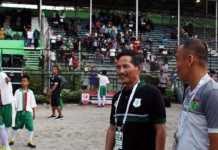 Djadjang Nurdjaman mengaku bersyukur timnya, PSMS Medan, berhasil melaju ke semifinal Piala Presiden 2018 setelah kalahkan Persebaya Surabaya dalam drama adu penalti.