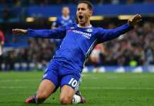 Eden Hazard peringatkan Barcelona bahwa Chelsea 'telah kembali' dan siap hadapi raksasa Catalan itu di babak 16 besar Liga Champions pekan depan.