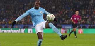 Everton memperkuat lini bek tengahnya dengan datangkan Eliaquim Mangala dengan status pinjaman dari Manchester City.