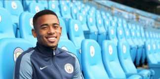 Manchester City menyambut gembira pulihnya Gabriel Jesus yang sudah kembali berlatih dengan skuad utama Man City pekan ini.