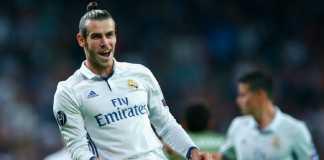 Ketemu lawan favorit, bintang Real Madrid Gareth Bale siap bombardir gawang Real Sociedad di Bernabeu, Minggu (11/2) dinihari nanti.