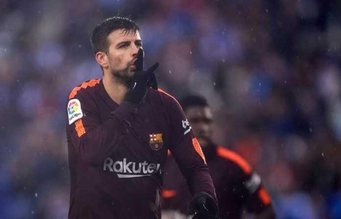 Gerard Pique kemungkinan besar di laga kontra Getafe akhir pekan ini, akibat cedera lutut yang dialaminya di laga melawan Valencia akhir pekan lalu.