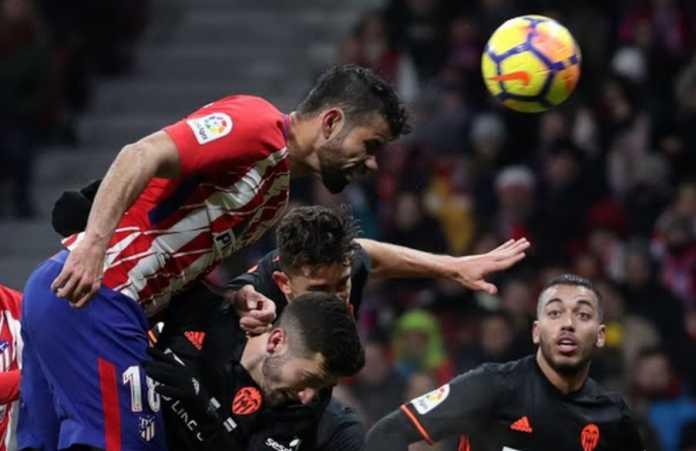 Hasil Atletico Madrid vs Valencia, Hasil Liga Spanyol