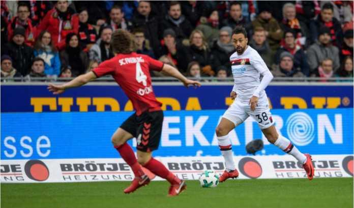 Tak ada gol terjadi sepanjang 90 menit laga Freiburg vs Bayer Leverkusen pada lanjutan Liga Jerman, Sabtu malam.