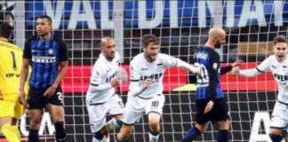 Hasil Inter Milan vs Crotone - Liga Italia