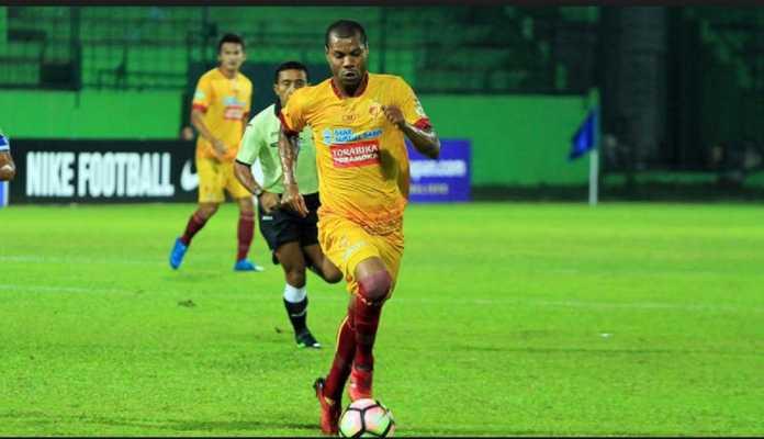 Hilton Moreira mengaku bahagia akhirnya bisa bergabung dengan Persipura Jayapura, klub idamannya.