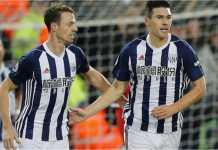 Jonny Evans dan Gareth Barry adalah dua dari empat pemain West Brom yang disangka terlibat dalam pencurian sebuah mobil taksi di kota Barcelona, Spanyol, Kamis.