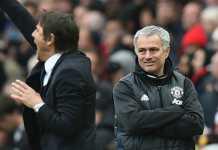Jose Mourinho - Antonio Conte