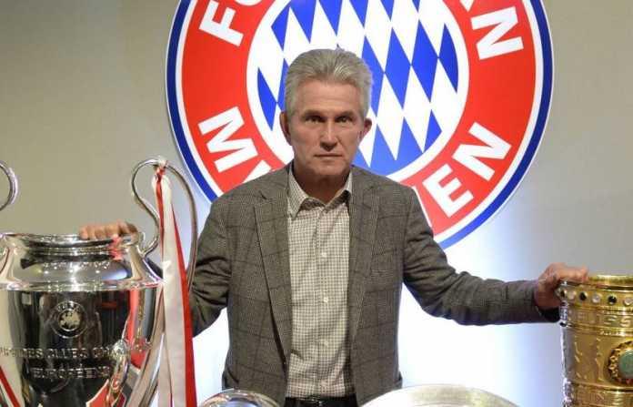 Jupp Heynckes berpeluang bawa Bayern Munchen mengangkat trofi juara Bundesliga pada 4 Maret mendatang.