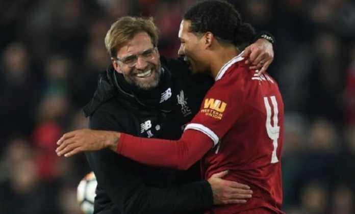Jurgen Klopp berharap bintang baru Liverpool, Virgil van Dijk, bisa manfaatkan paruh ke dua musim ini untuk beradaptasi di Anfield.