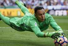 Keylor Navas peringatkan beratnya perjuangan Real Madrid di kandang PSG di leg ke dua babak 16 besar Liga Champions awal bulan depan.