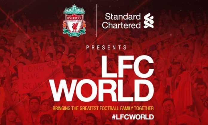 LFC World - Legenda Liverpool mampir Jakarta