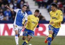 Leganes vs Las Palmas