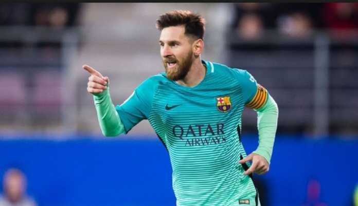 Lionel Messi pecahkan rekor assist La Liga di pertandingan melawan Eibar di mana Barcelona menang 2-0.