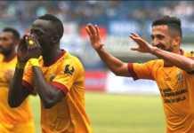 Makan Konate bawa misi pribadi ke Sriwijaya FC di kompetisi Liga 1 Indonesia musim 2018.